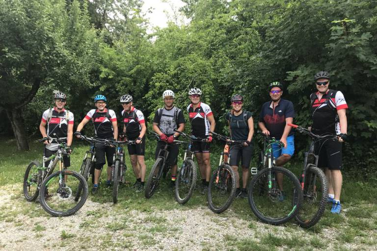 Mountainbike Skiclub Rottenburg