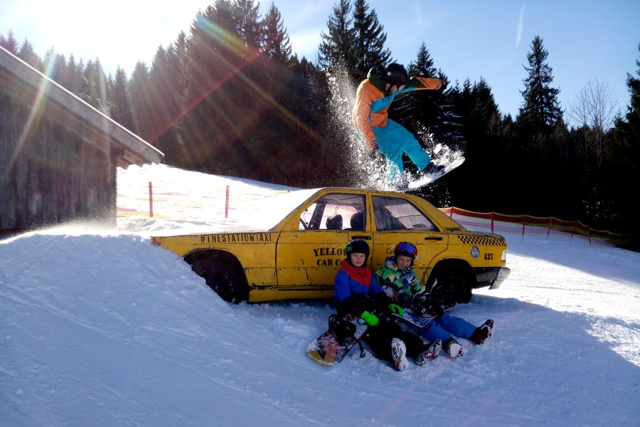 Freestyle Snowboard Skiclub Rottenburg