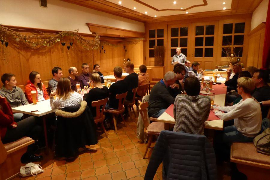 Hauptversammlung Skiclub Rottenburg