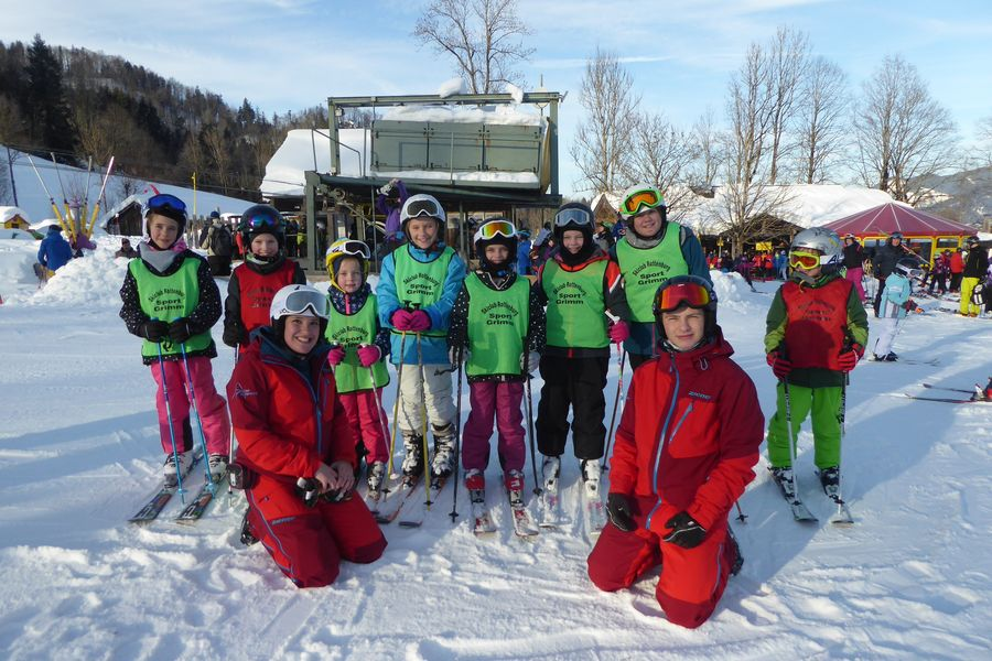 Skikurs Skiclub Rottenburg