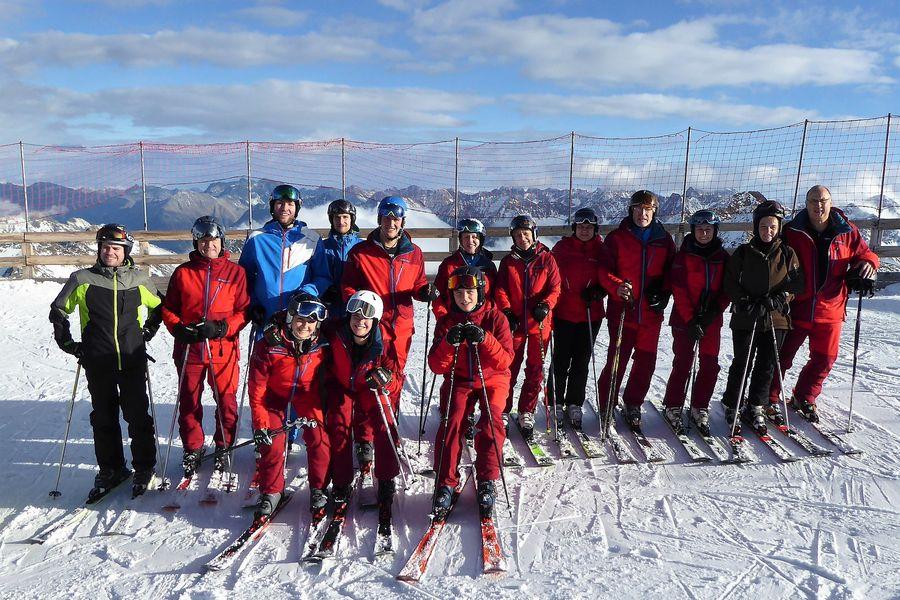 Skikurs für Wiedereinsteiger