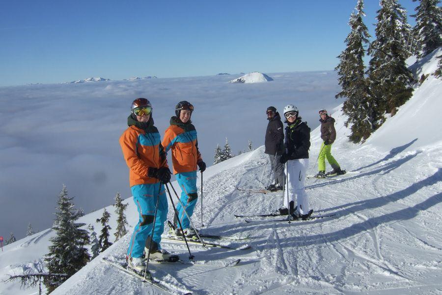 Ski Alpin Tagesfahrt