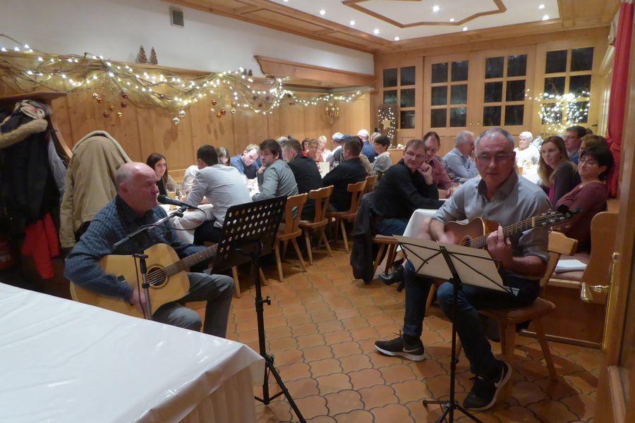 Weihnachtsfeier Skiclub Rottenburg