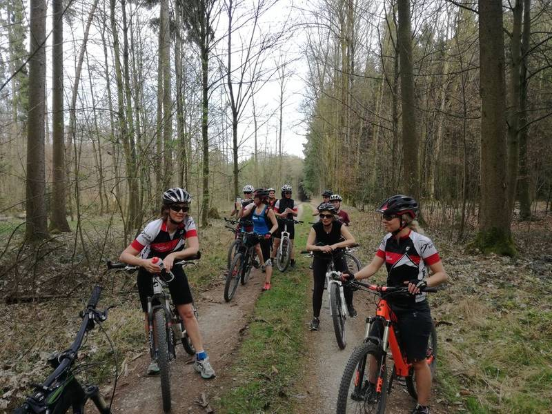 Mountainbike Rottenburg
