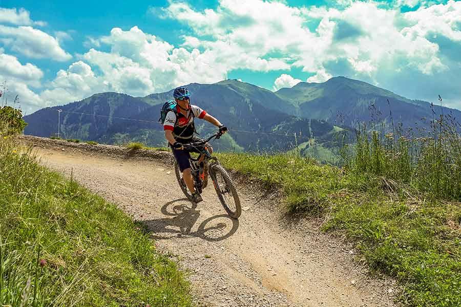 Mountainbike Rottenburg