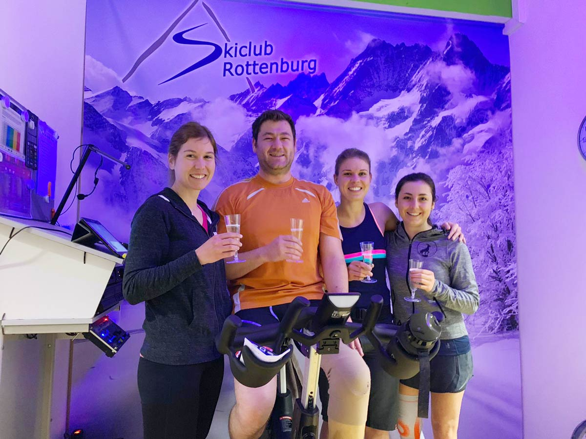 Indoor Cycling Skiclub Rottenburg