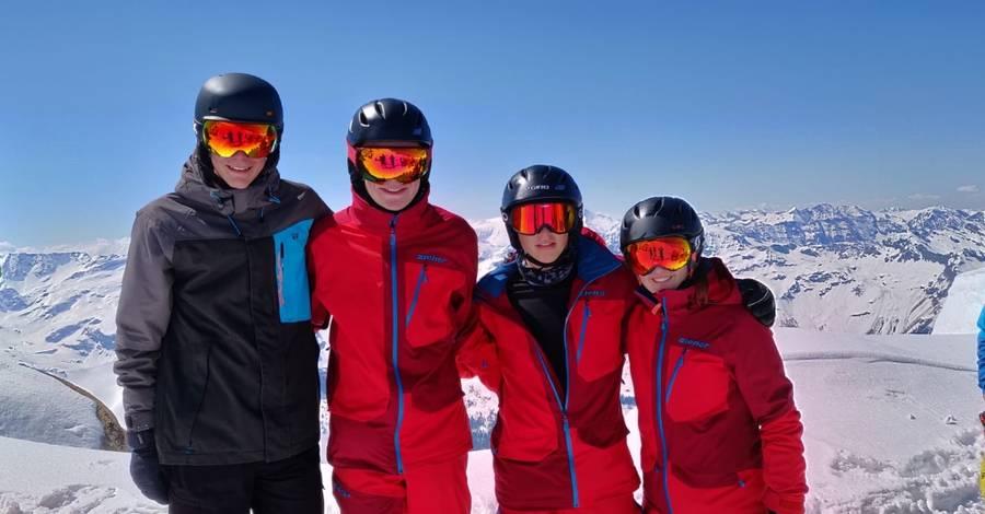Lizenzierter Nachwuchs für den Skiclub