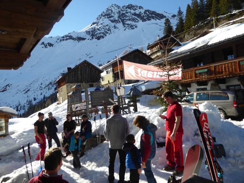 Genussskifahren zum Saisonende im Silbertal