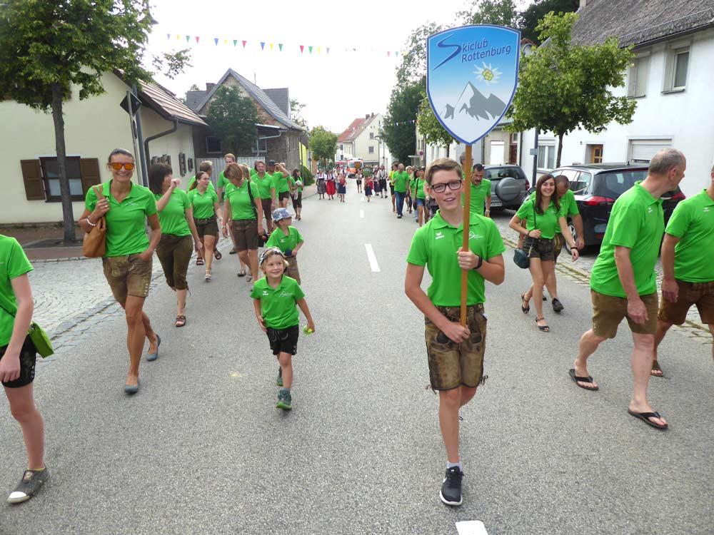 Volksfest Rottenburg