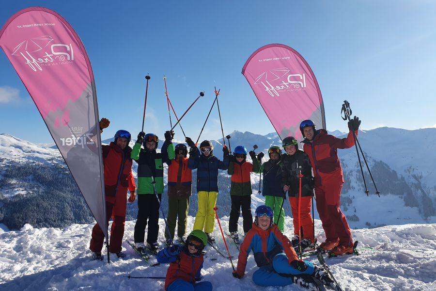 Betreutes Skifahren Fieberbrunn
