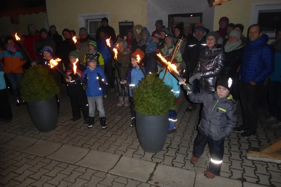 Winterwanderung Skiclub Rottenburg