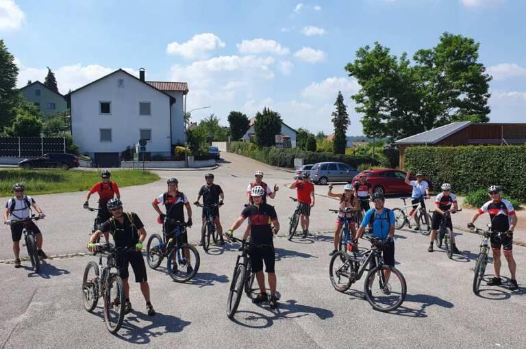 Mountainbike Treff Start 2020