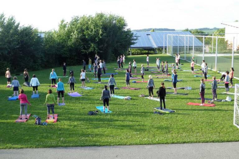 Yoga Skiclub Rottenburg